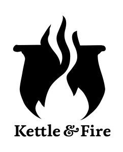 Kettle & Fire logo